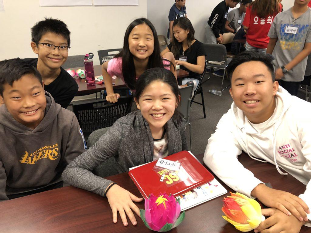 Korean American Center Promoting Korean Language Culture